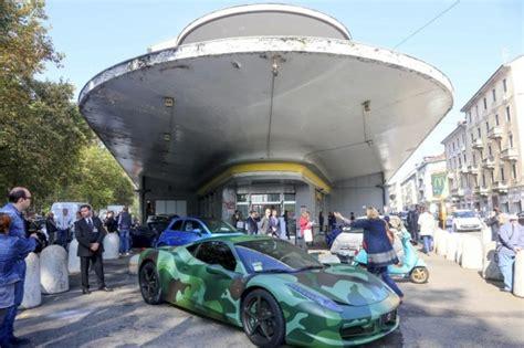 sede hp italia garage italia a lapo e cracco inaugurano la nuova