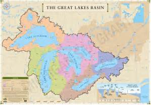 Michigan Great Lakes Map by 5 Great Lakes Map Quotes