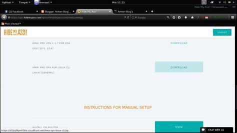 Dvd Kali Linux Pilih Versi cara install vpn hma di kali linux anherr s