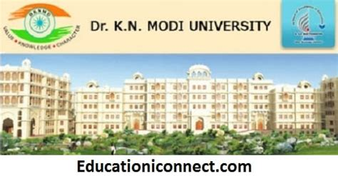 Wcu Mba Cost by Dr K N Modi Fee Structure 2017