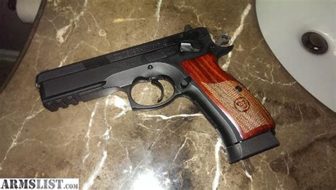 Sp 01 New cz75 sp 01 new in box packing keeping you