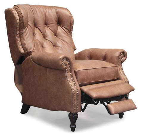 barcalounger recliner chairs barcalounger kendall ii recliner chair leather recliner