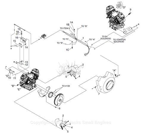 generac   gtv parts diagram  governorelectric