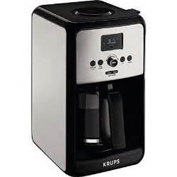 Krups Coffee Grinder Walmart Krups Savoy 12 Cup Programmable Coffee Maker Ec3140 J L