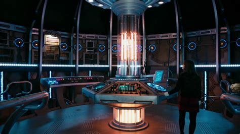 12th Doctor Tardis Interior by Doctor Who Breath Episode Screencaps Coffee And Irony