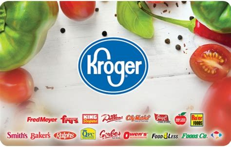 Kroger Amazon Gift Card - kroger