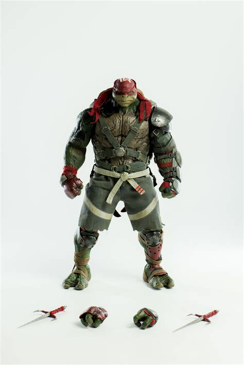 figure 3a world of 3a tmnt out of the shadows raphael 1 6 scale figure