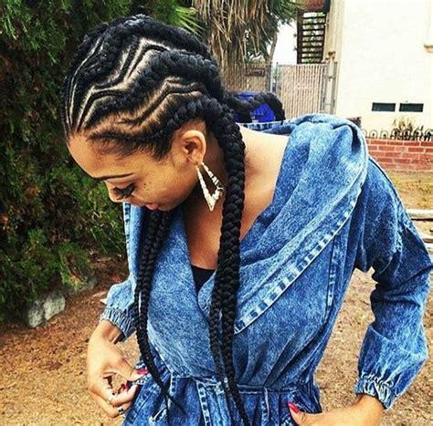 pushback braids plainting styles 31 stylish ways to rock cornrows pinterest beautiful