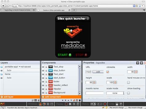 themes for desktop applications portable app theme the silex quick launcher desktop