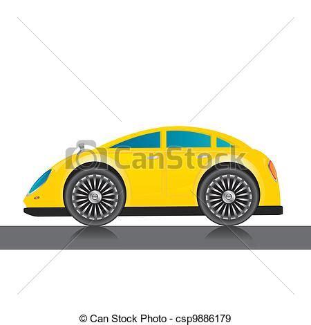 lustre voiture vecteurs eps de vecteur jaune lustr 233 voiture ic 244 ne jouet voiture csp9886179