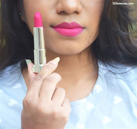 Maybelline Lipstick Matte Powder all 10 shades of maybelline color sensational powder matte lipsticks review and swatches