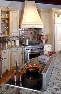 tin kitchen backsplash ideas tin backsplash ideas kitchen traditional with american