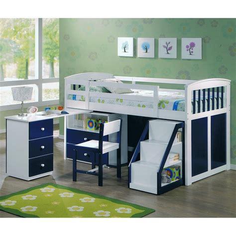 Sunset Trading Grm 8940 Wn B Sunset Kids New Jersey Jr Junior Loft Bunk Bed