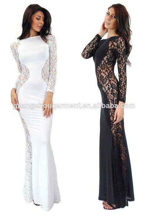 Maxi Detail Renda 1 estilo creek mulher pura renda floral ulheta sereia vestido maxi vestido e saias plus