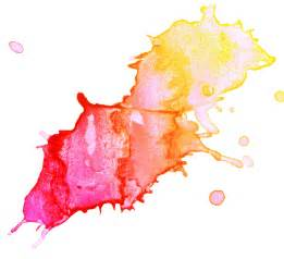 watercolor splatter png clipart best