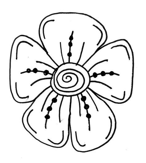 doodle doodle draw best 25 doodle flowers ideas on leaves doodle