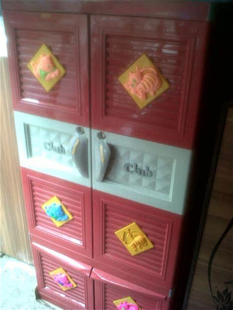 Lemari Plastik Club 4 Tingkat toko sederhana baru perabot box lemari plastik club 4 tingkat