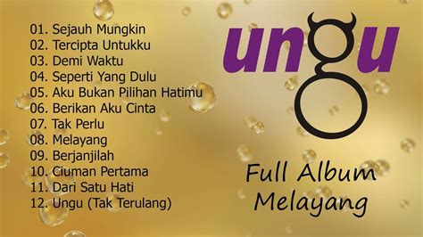 download mp3 full album ungu melayang ungu melayang full album youtube