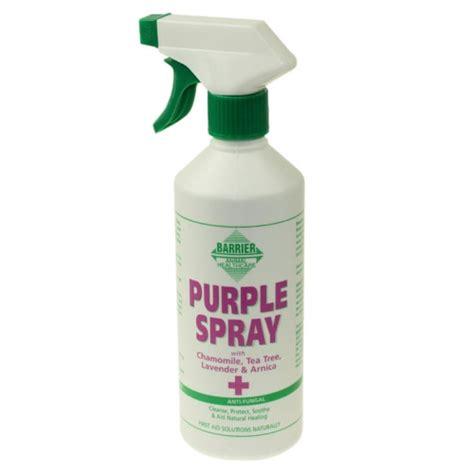 Sprei Purple barrier purple spray 500ml