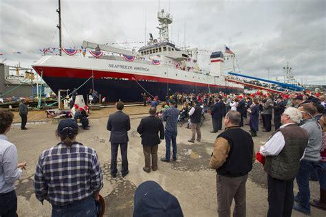 fishing boat jobs seattle washington navy ship embarks on new career in fishing fleet the