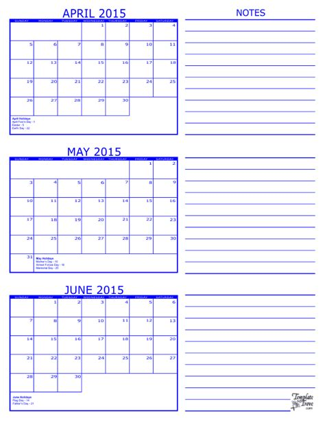 4 month calendar template 2015 search results for 3 month calendar template 2015