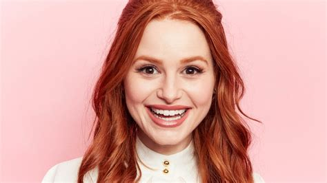 madelaine petsch profile picture is madelaine petsch s hair real the star gets honest