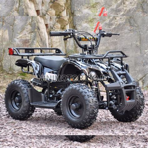 Motor Atv Mini atv mini spider 49cc starter mini motor