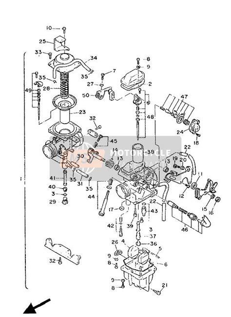 Spare Part Yamaha Genuine yamaha srx600 1986 spare parts msp