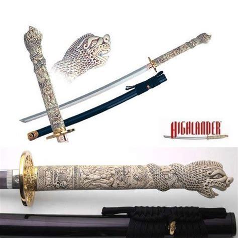 highlander katana highlander connor katana sword