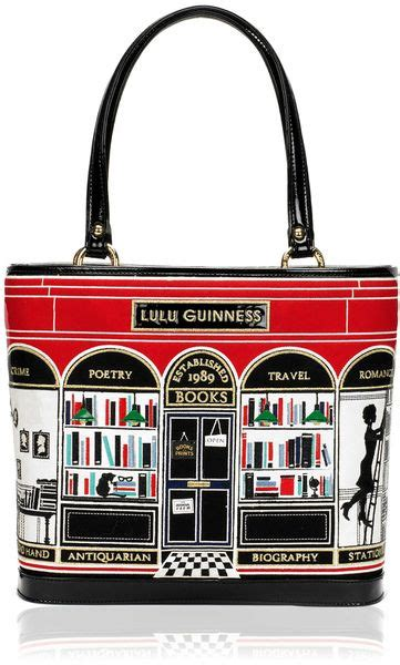 Lulu Guinness Hotel Large Edith by 25 Best Ideas About Book Bags On School
