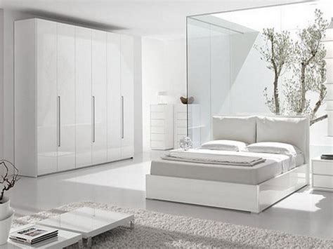 modern white bedroom set bloombety white modern bedroom furniture decorating