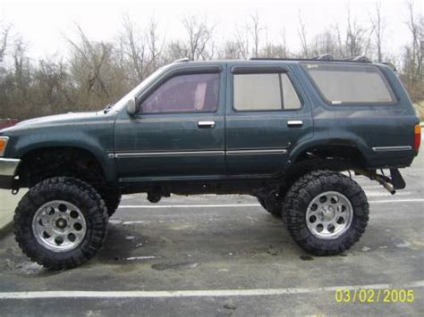 Lifted 94 Toyota 1994 Toyota 4runner 5 500 Possible Trade 100082842