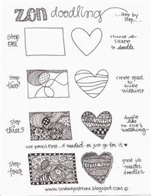 how to use doodle on zen doodling steps pdf zentangle doodle