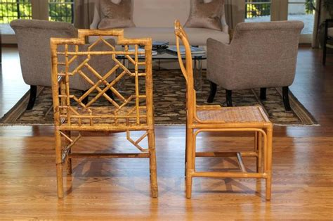 dining room classy rattan dining set with black wicker elegant set of ten restored vintage rattan dining chairs