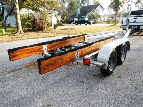 are aluminum boat trailers good 2004 magic tilt aluminum 22 24 trailer 1750 the hull