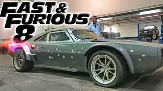 new fast and furious cars fast and furious 8 how the cars are made 1320video