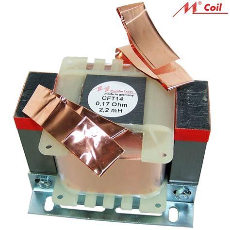 foil wound inductors mundorf foil inductors 28 images mundorf copper foil coil cfc16 0 1mh tokospeaker toko