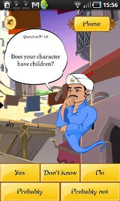 akinator version apk akinator the genie pour android 224 t 233 l 233 charger gratuitement