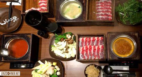 Urban Soup Kitchen - shaburi japanese shabu shabu restaurant at pacific place jakarta jenzcorner net