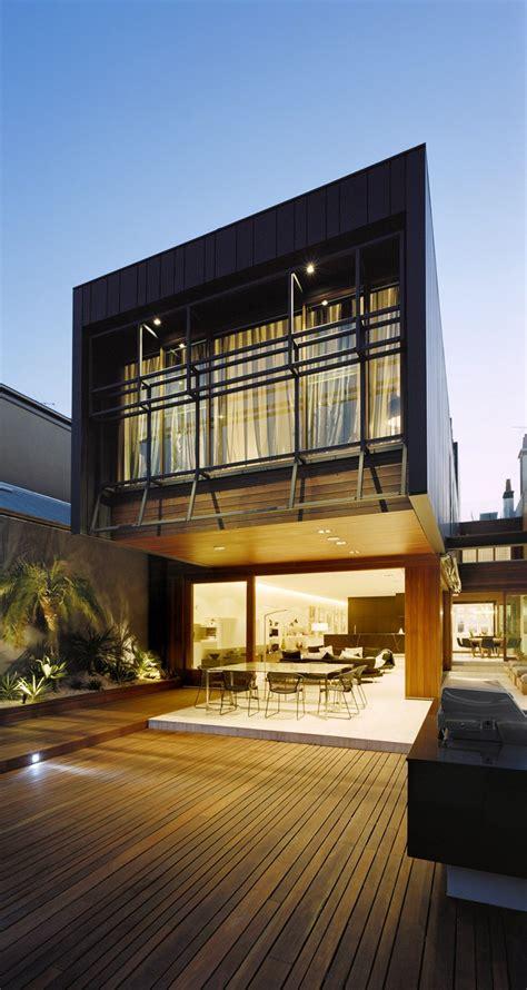 laras patio interior middle park house 2 chamberlain javens architects