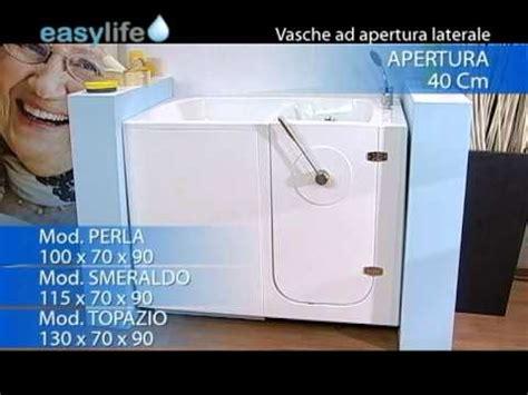 vasca da bagno apribile prezzi easy vasche con porta