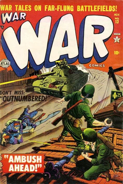 Comic Books In Wars X war comics vol 1 13 marvel database fandom powered by wikia