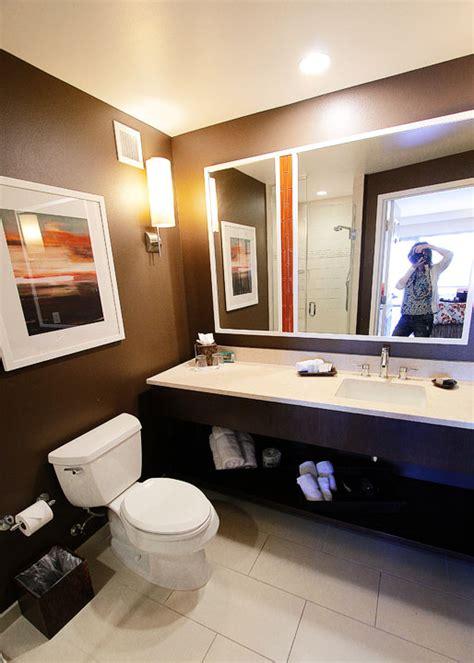 indigo bathroom hotel indigo san diego kevin amanda food travel blog