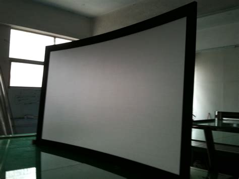 diy projection screen frame aliexpress buy freeshipping view hd 100 inch