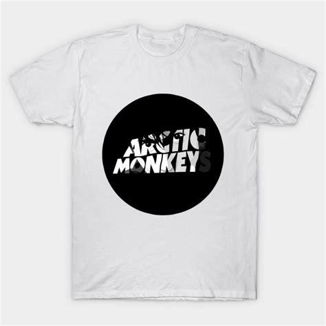 T Shirt Artic Monkey 3 Colors arctic monkeys alex turner logo vector ciggy t