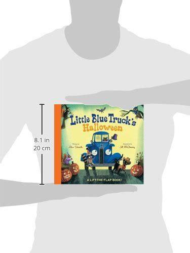 little blue trucks halloween 0544772539 little blue truck s halloween revolution of funk
