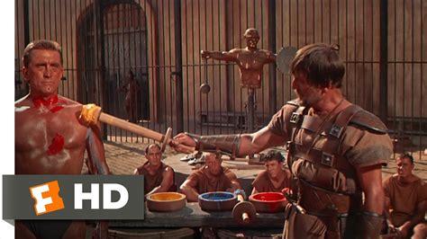 film gladiator spartacus spartacus 3 10 movie clip gladiator training 1960 hd