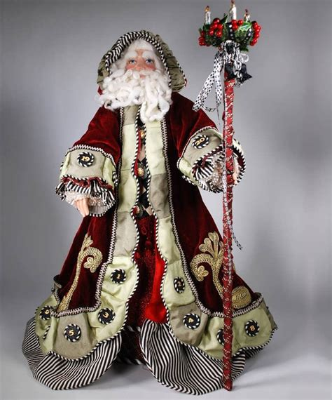 decorating with father christmas figures 17 best images about santa figurines on santa figurines in color and