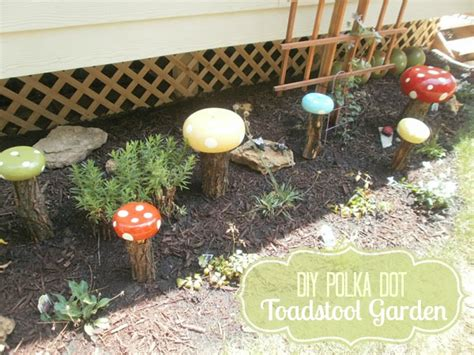 Outdoor Garden Decor Diy Craftaholics Anonymous 174 Diy Garden Decor Whimsical Toadstools