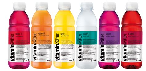 Vitamin Watter Vitaminwater To Be Sued Bogus Health Claims Eat